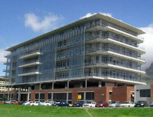 Central Building, Black River Park