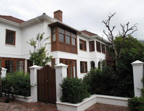 Oranjezicht House